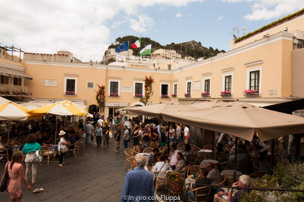 Capri - Piazzetta