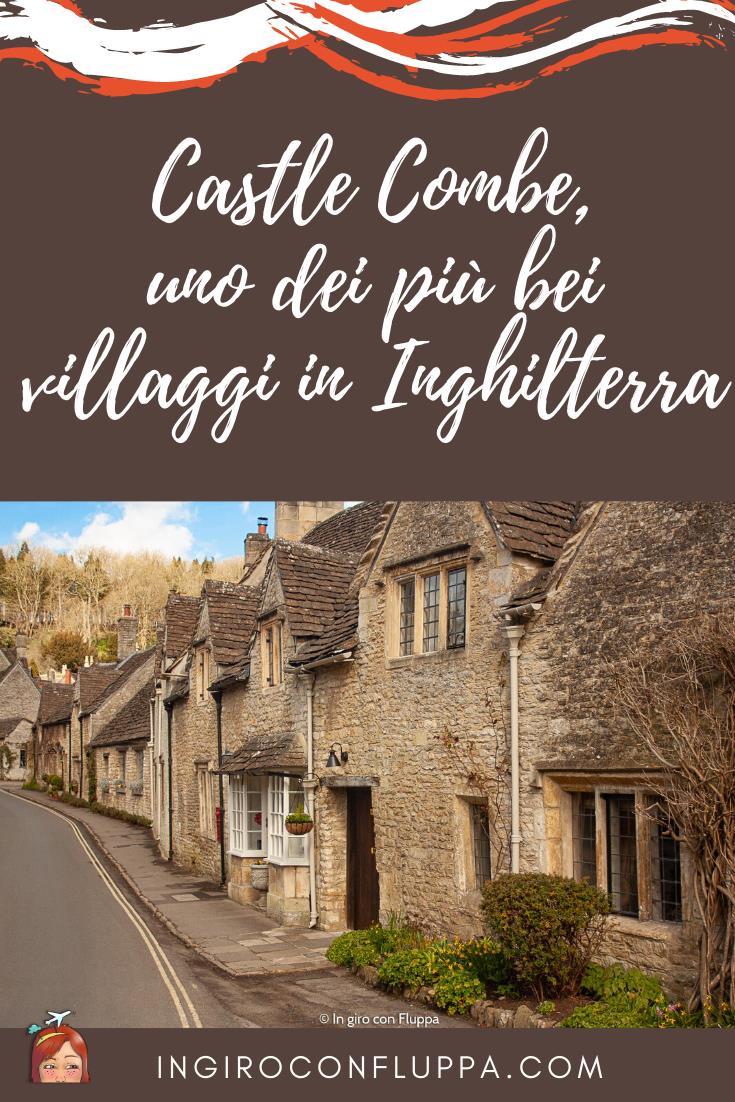 Visitare Castle Combe, uno dei più bei villaggi in Inghilterra