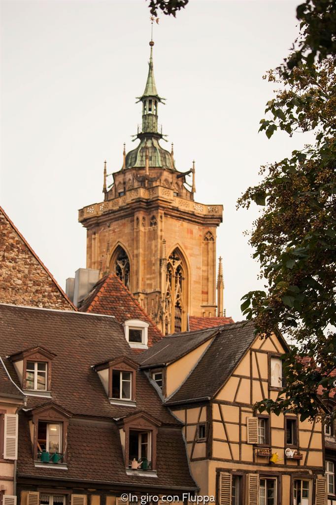 Cosa vedere a Colmar in un giorno:  Église Saint-Martin
