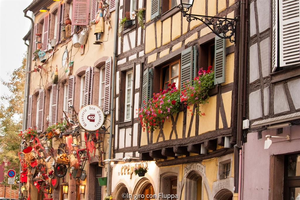 Cosa vedere a Colmar in un giorno: Rue des Tanneurs