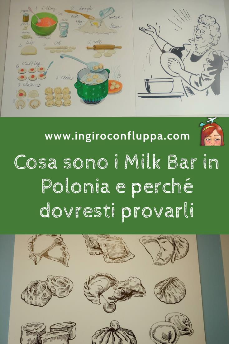 Cosa sono i Milk Bar in Polonia e perché dovresti provarli
