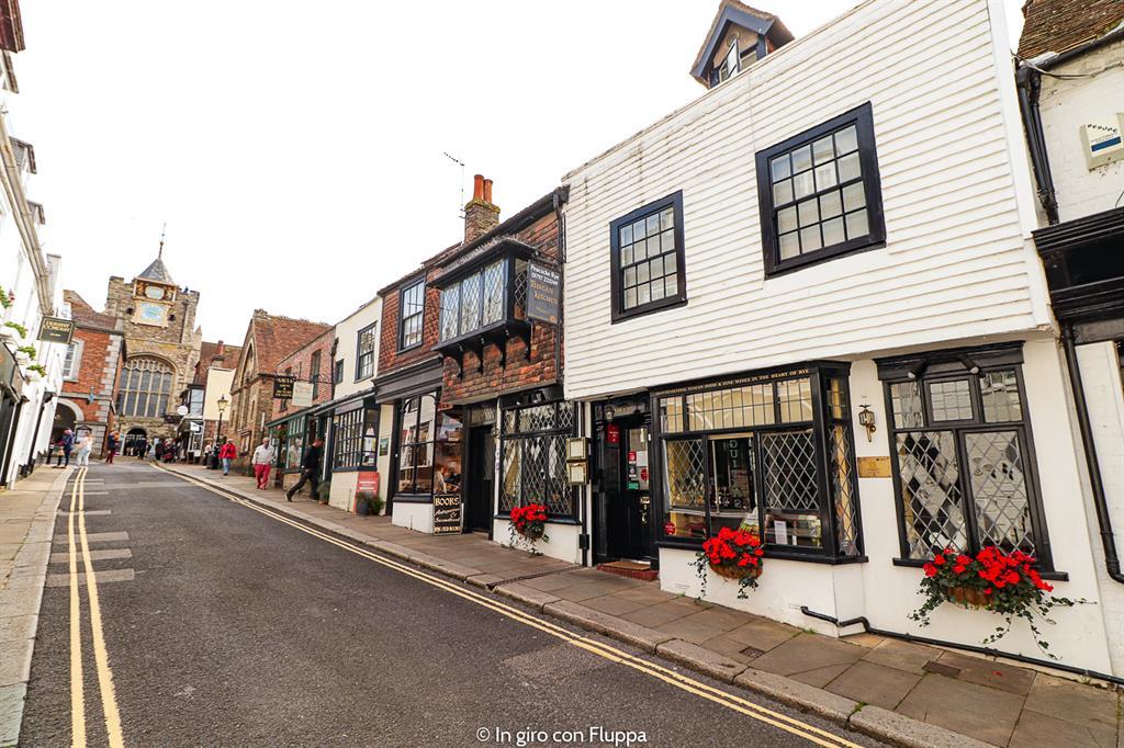 Cosa vedere a Rye in un giorno: Lion Street
