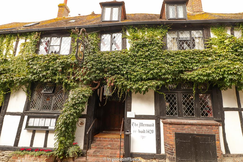 Cosa vedere a Rye in un giorno: The Mermaid Inn