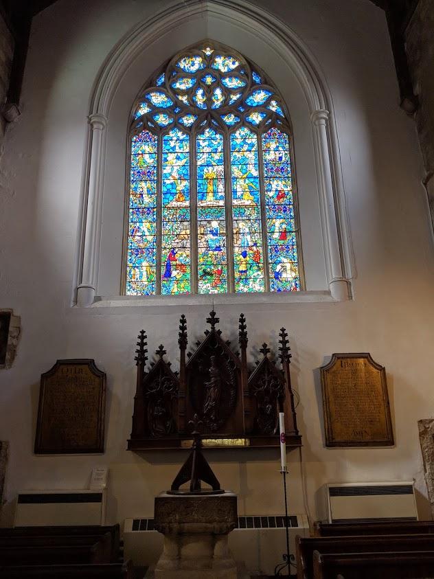 Cosa vedere a Rye in un giorno: St. Mary Church