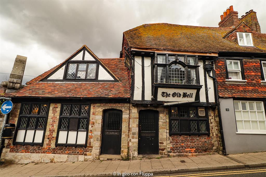 Cosa vedere a Rye in un giorno: The Old Bell Inn