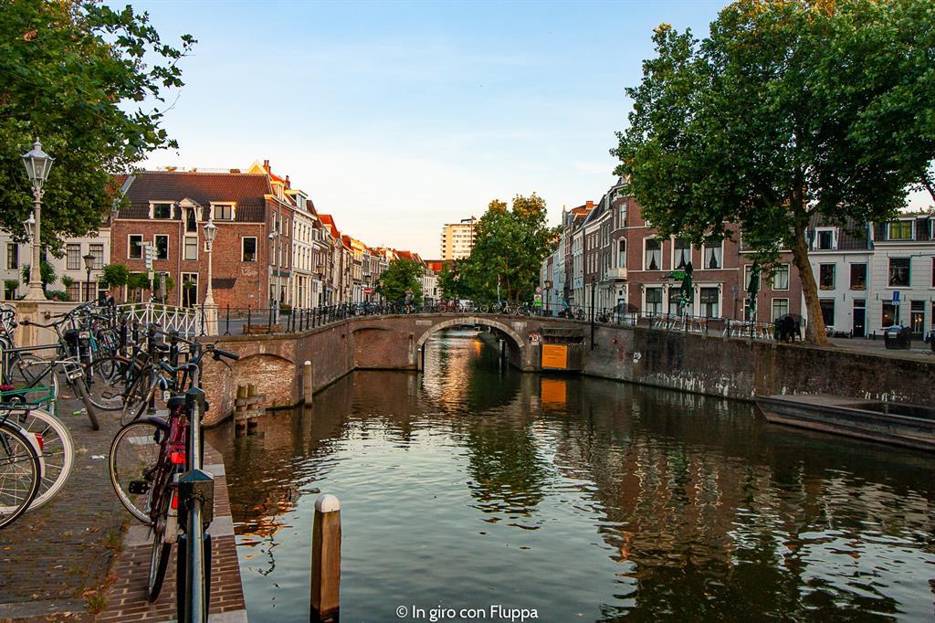 Dove vedere il tramonto ad Utrecht.