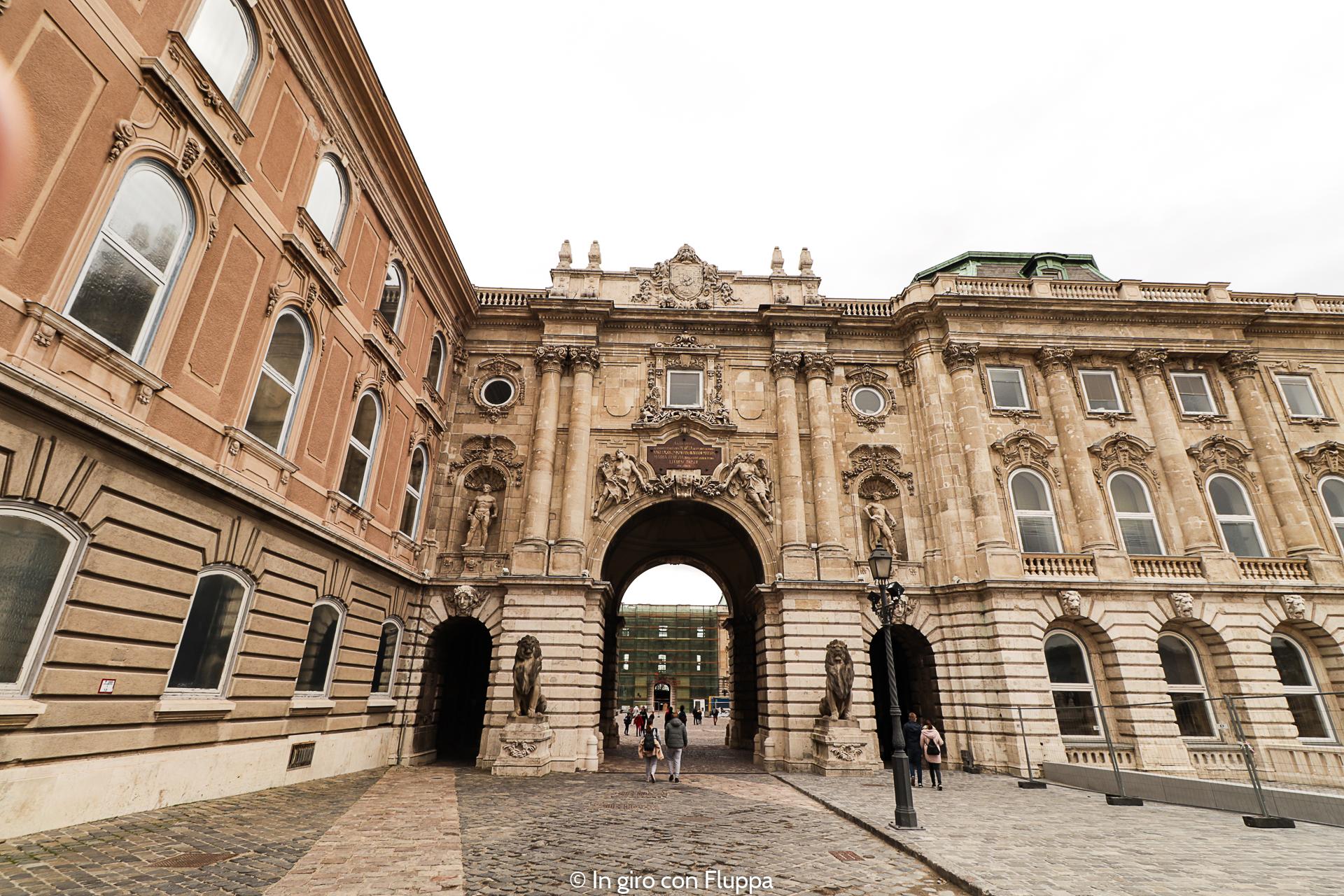 Cosa visitare a Budapest in 4 giorni: il Castello