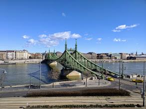 Cosa visitare a Budapest in 4 giorni: il Liberty Bridge