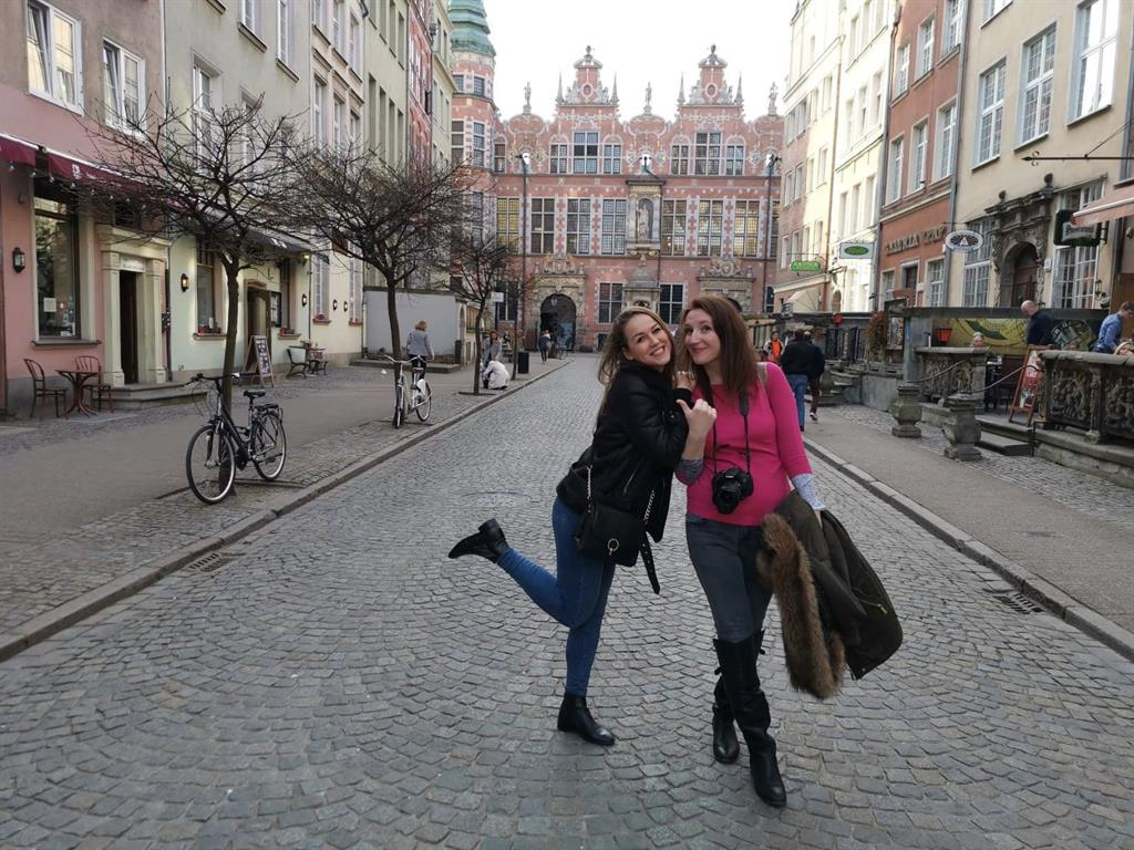 Visitare a Danzica con una local
