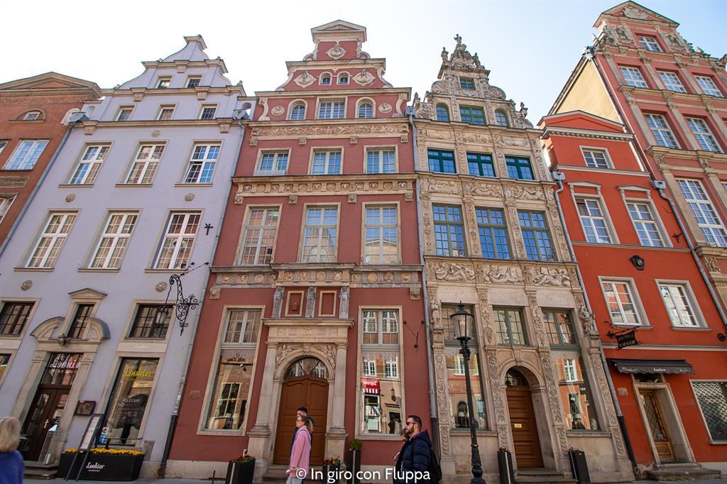 Cosa visitare a Danzica in un giorno: Via Reale