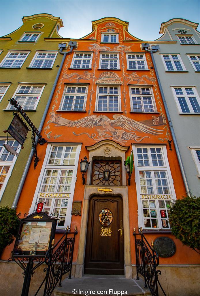 Cosa visitare a Danzica in un giorno: Szeroka