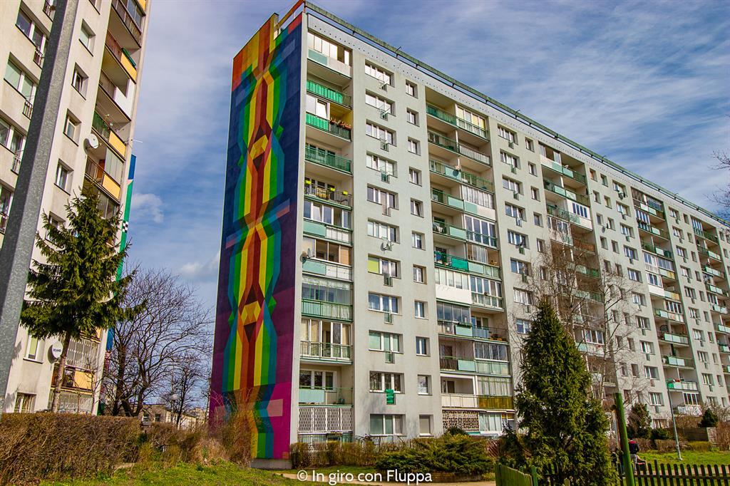 Cosa visitare a Danzica in un giorno: quartiere Zaspa