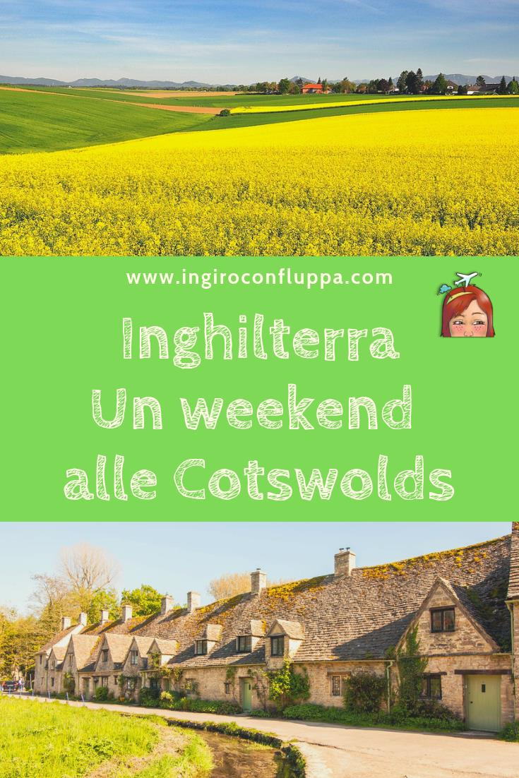 Cosa vedere in un weekend alle Cotswolds