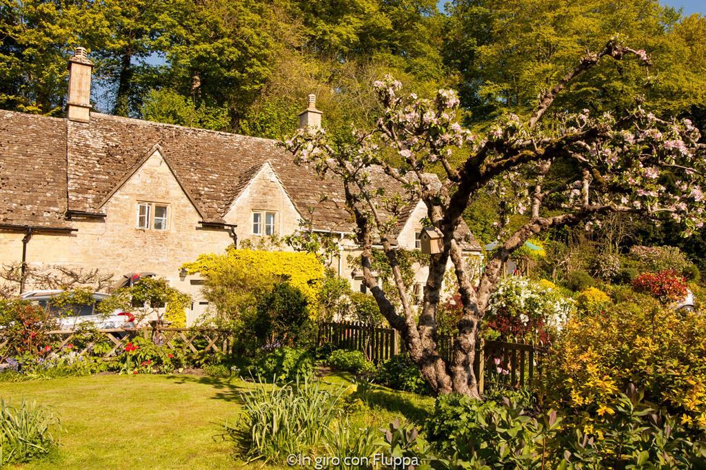 Cotswolds - cottages di Bibury