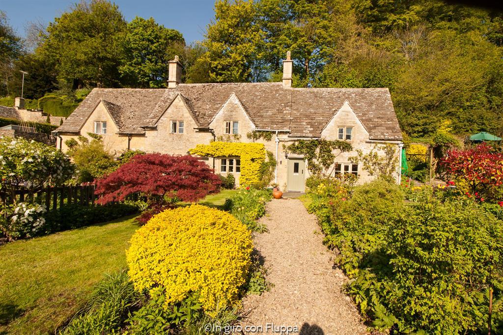 Cotswolds - cottages di Bibury