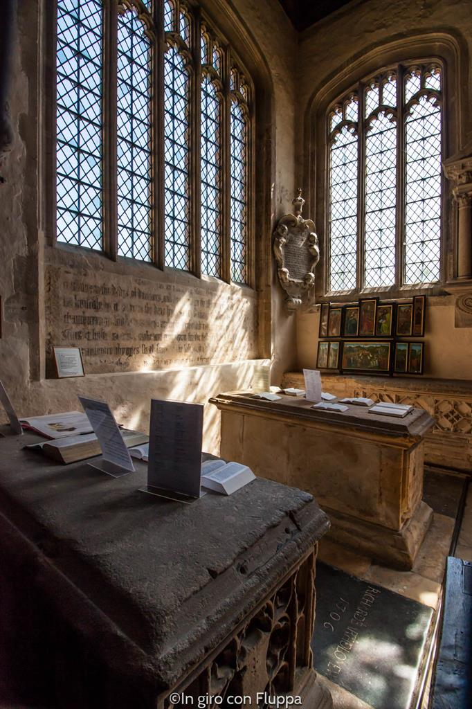 Cotswolds - St John's church, Burford