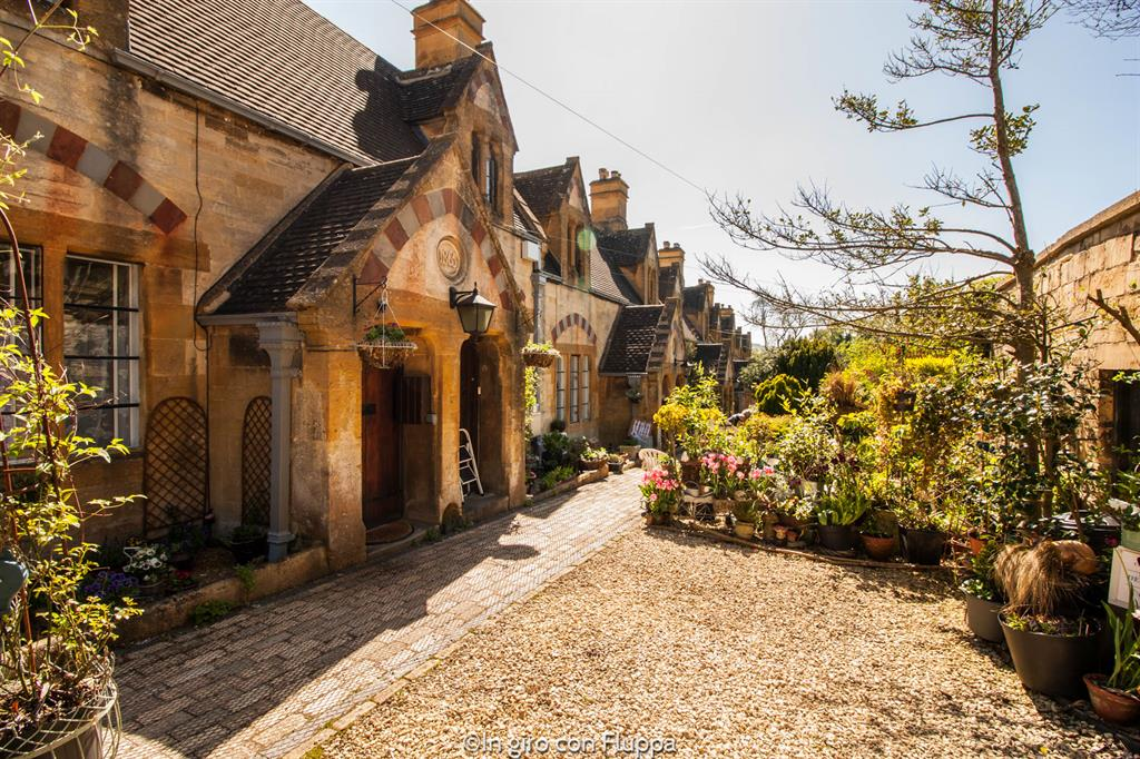 Cotswolds - Winchcombe, Dent's Terrace