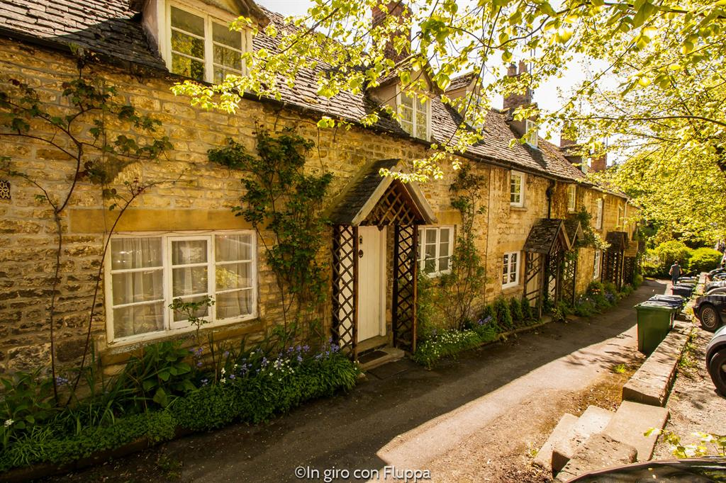 Cotswolds - Winchcombe, Vineyard St.