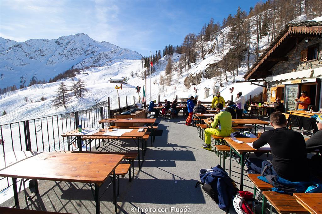 Dove mangiare a Courmayeur - Chez Ollier