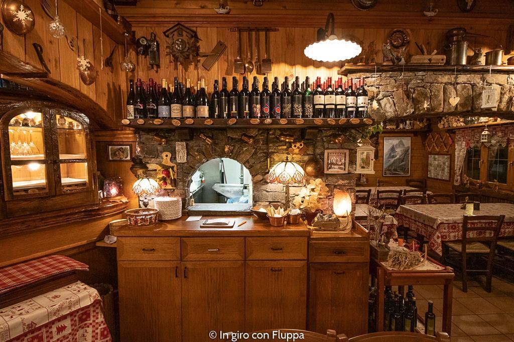 Dove mangiare a Courmayeur - Il Ristorantino