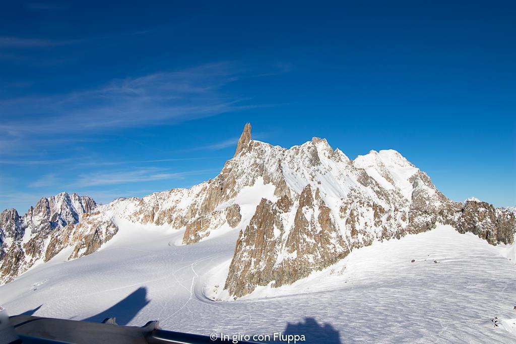 Skyway Monte Bianco - Dente del Gigante