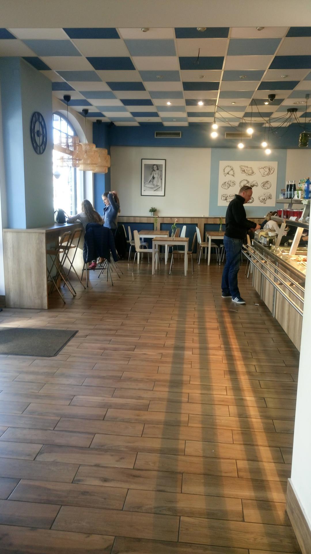 Cosa mangiare a Sopot: il milk bar