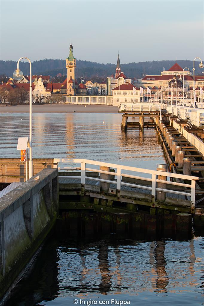 Cosa vedere nei dintorni di Danzica: Sopot, il molo