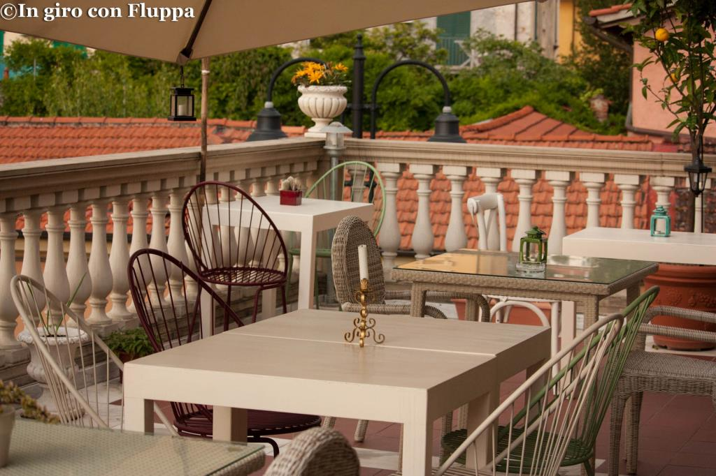 La Sosta degli Artisti - terrace