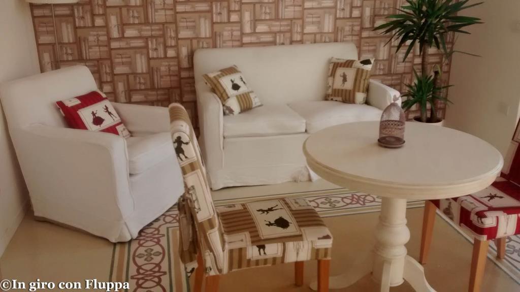 La Sosta degli Artisti - living room
