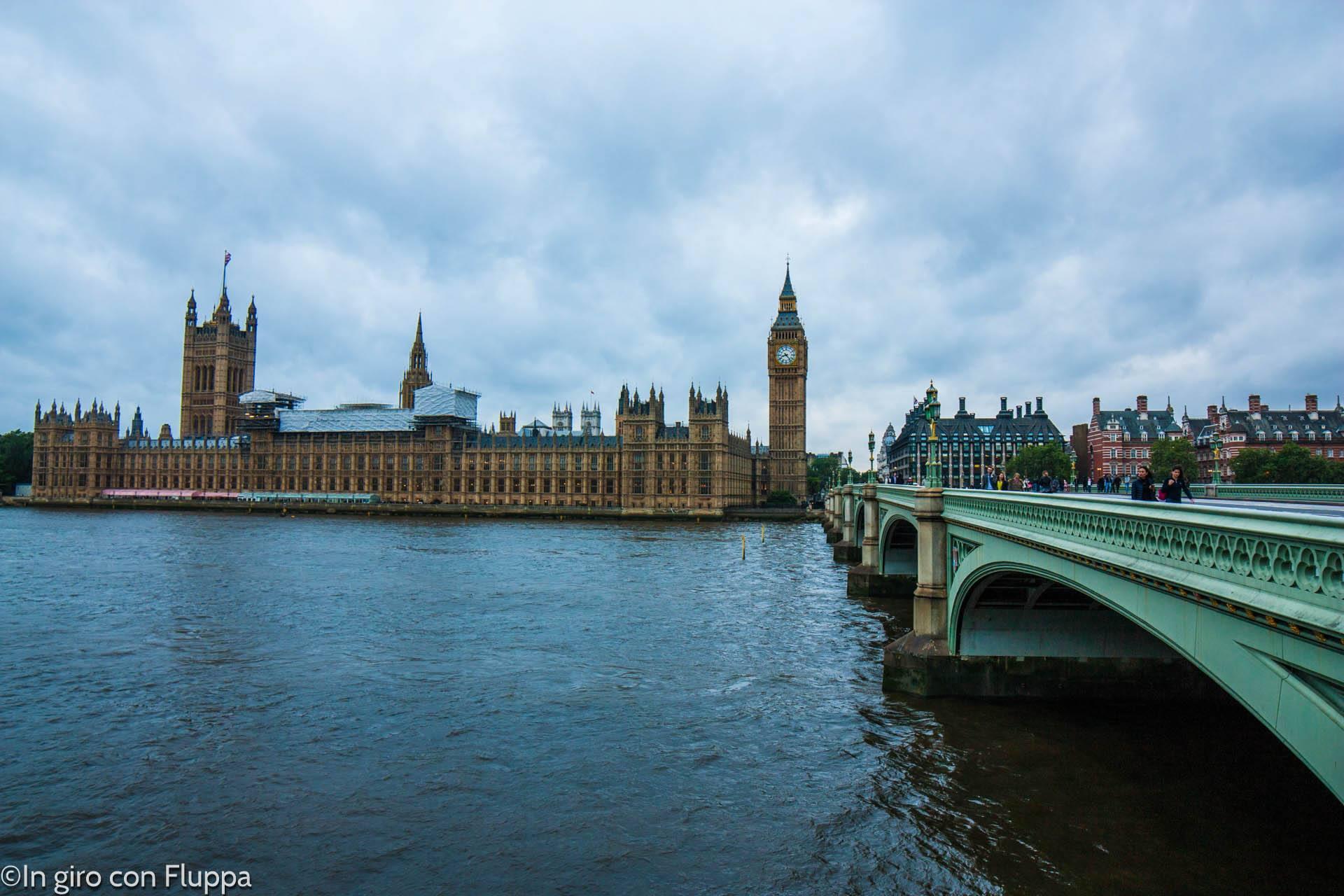 I migliori hotel dove dormire a Londra - zona Centro