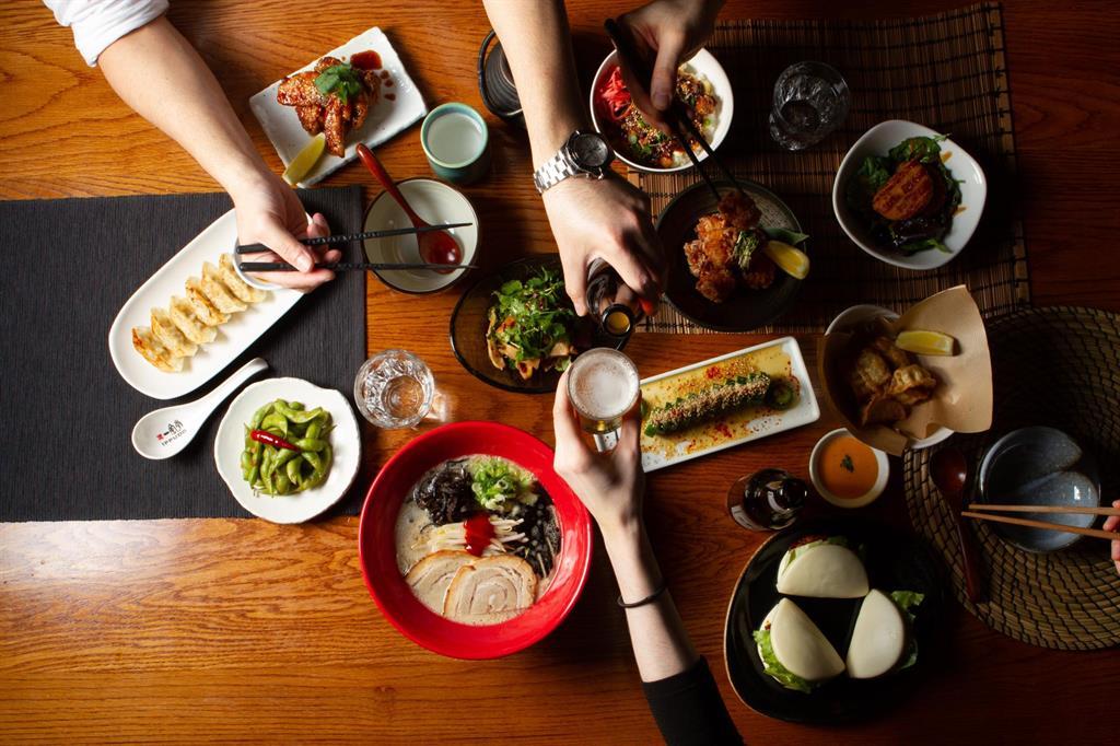 Dove mangiare a Londra: il ramen di Ippudo. Credits: Ippudo