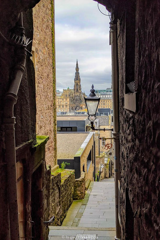 Edimburgo, Advocate's Close