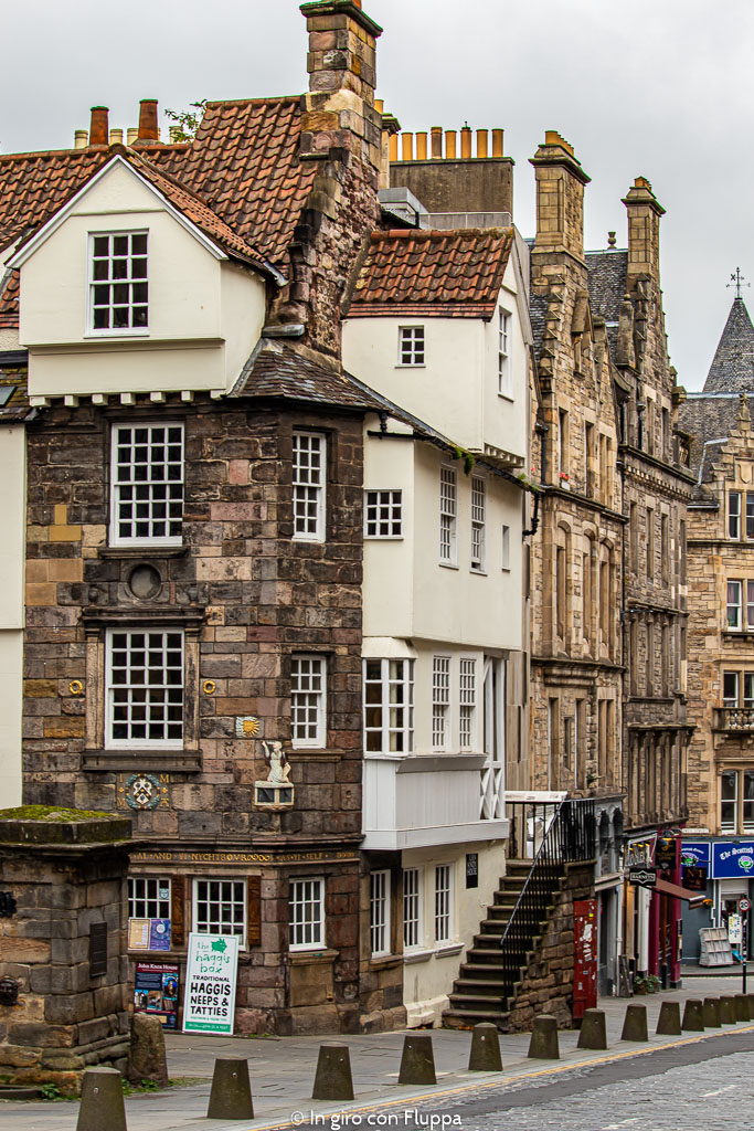 Il Royal Mile di Edimburgo, John Knox House