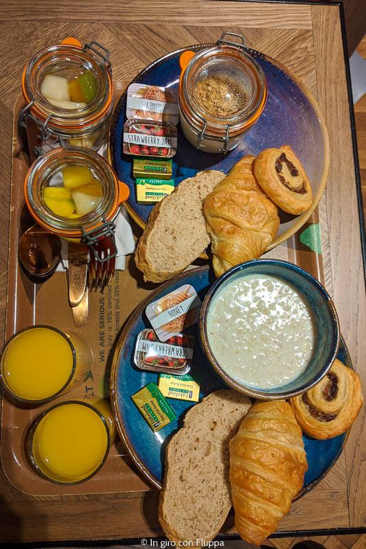 ibis Styles Edinburgh St.Andrew Square: colazione