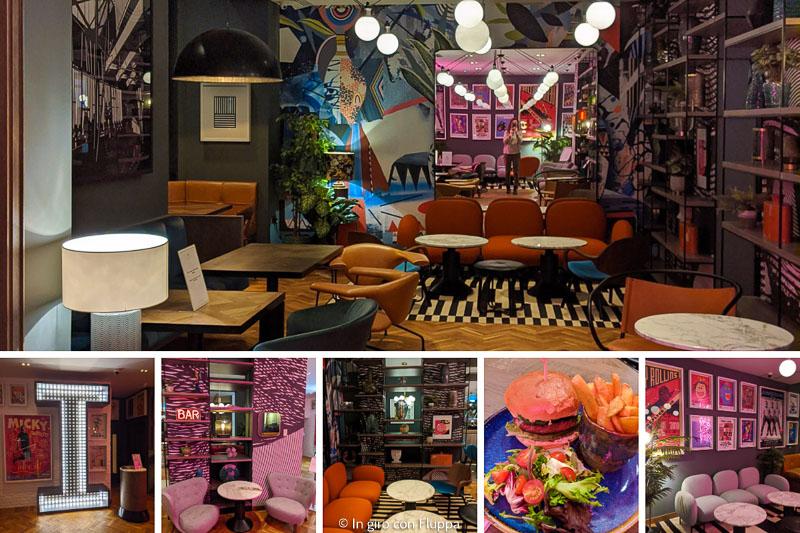ibis Styles Edinburgh St.Andrew Square: lobby