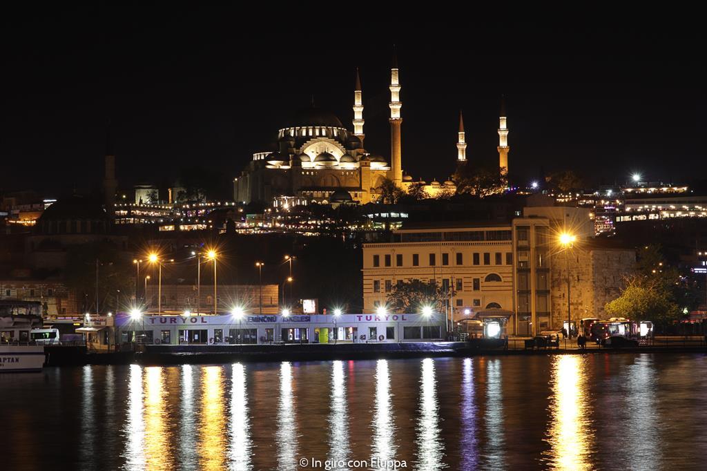Istanbul, Crociera sul Bosforo di sera