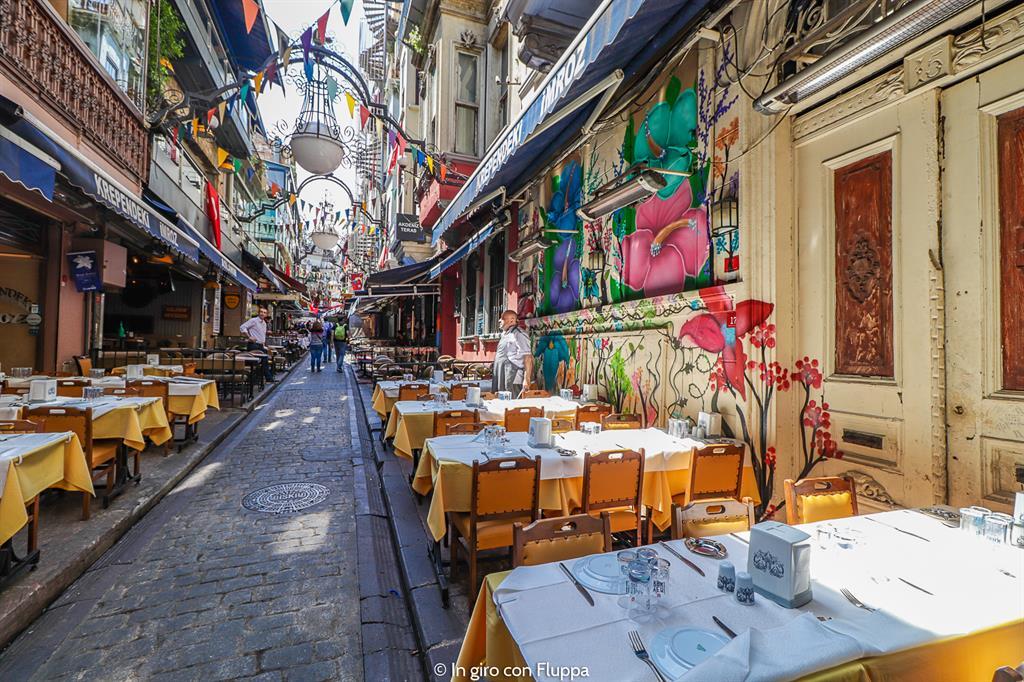 Istanbul, Nevizade