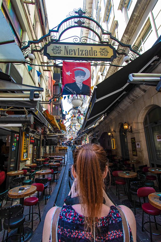 Istanbul, Nevizade ©Fabio D'Amore