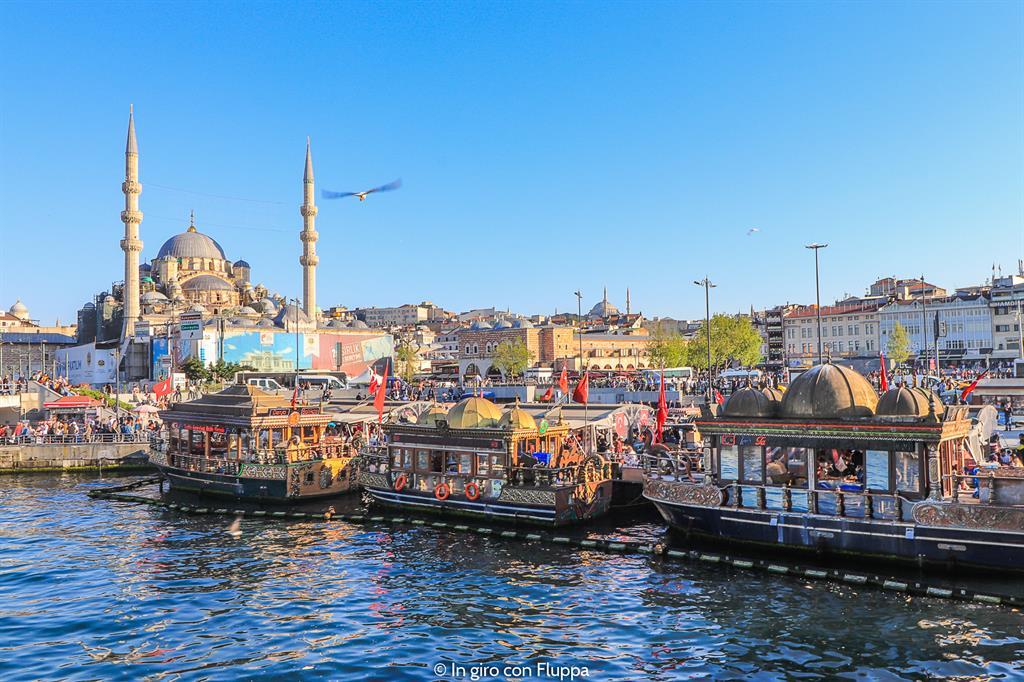 Istanbul, Ponte Galata