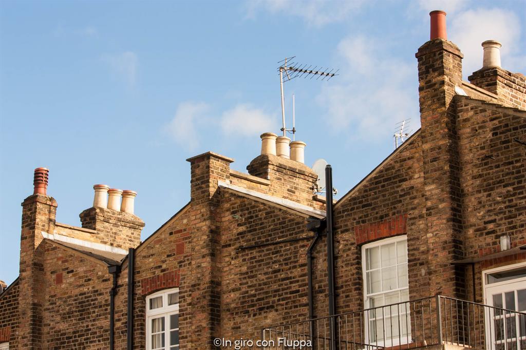 Angoli nascosti di Londra: Hampstead, Flask Walk & Back Lane