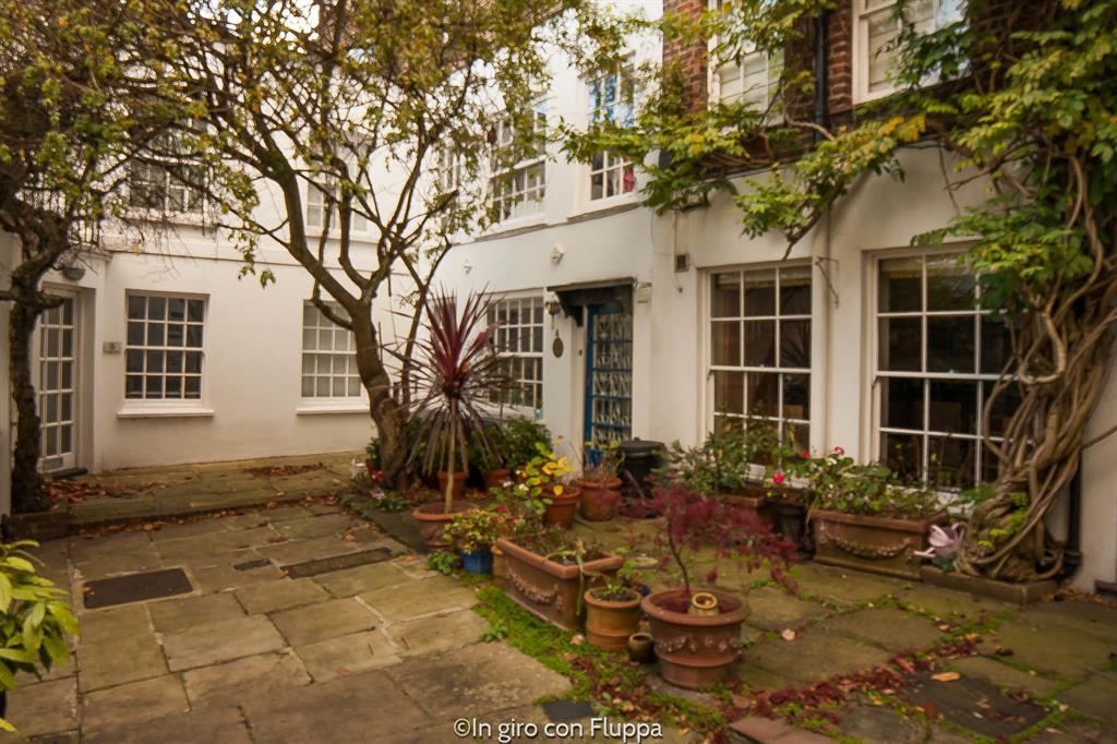 Angoli nascosti di Londra: Hampstead, Holly Hill