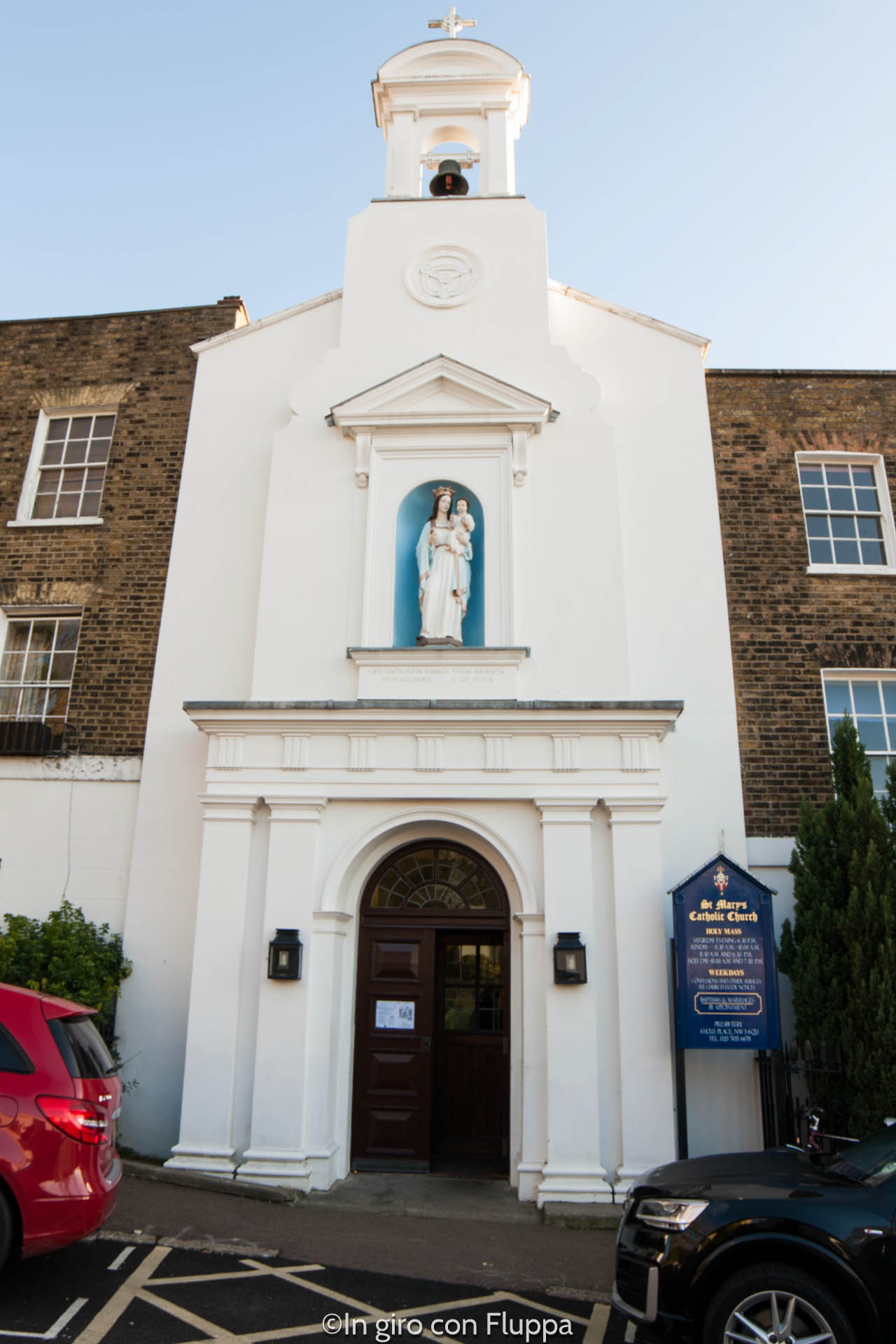 Angoli nascosti di Londra: Hampstead, Holly Walk