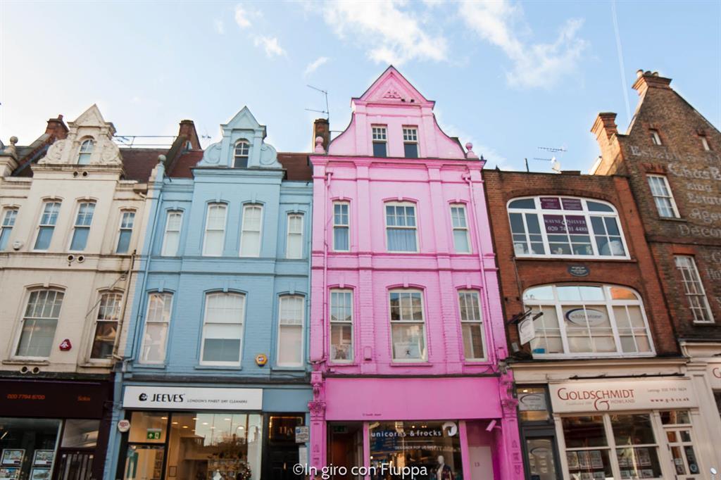 Angoli nascosti di Londra: Hampstead, Heath Street