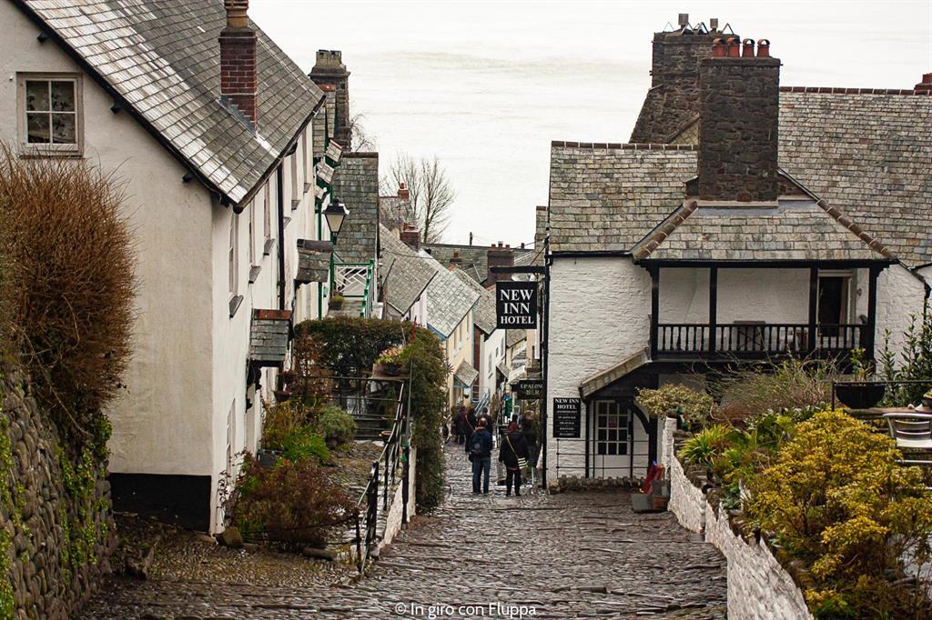 Clovelly (contea del Devon)