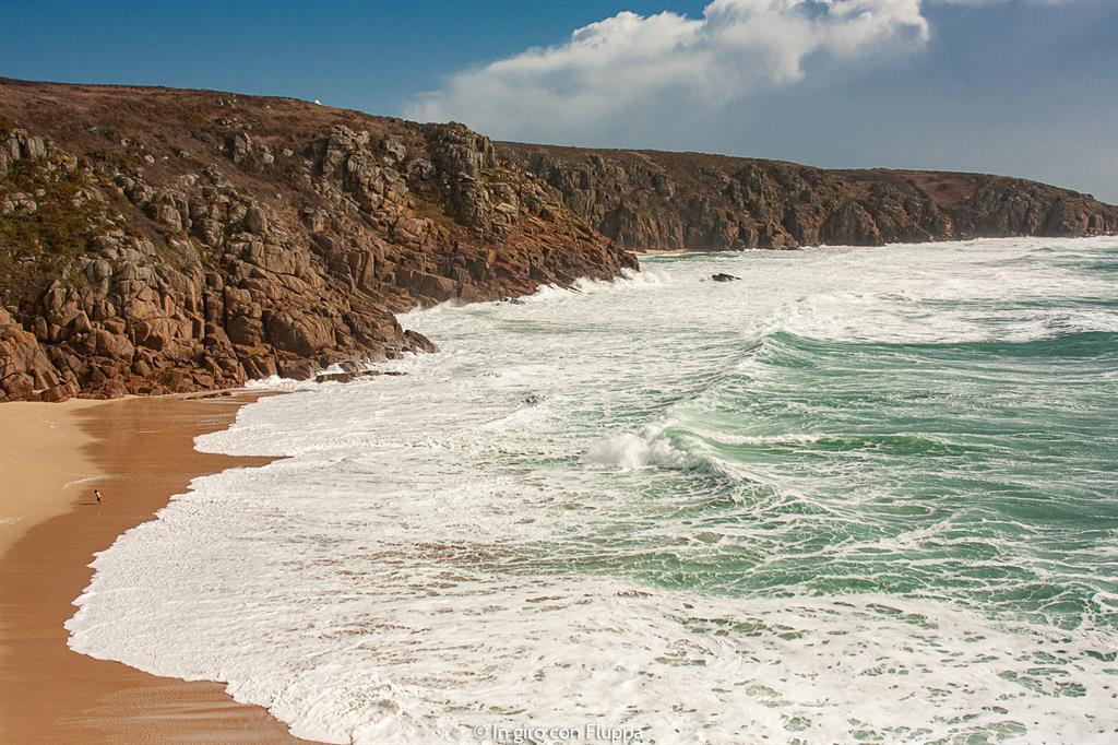 Spiaggia di Porthcurno