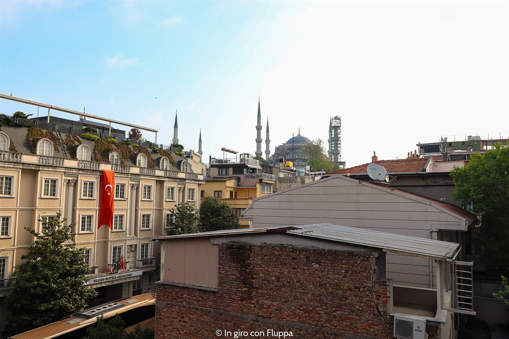 Dove dormire a Istanbul: Albinas Hotel