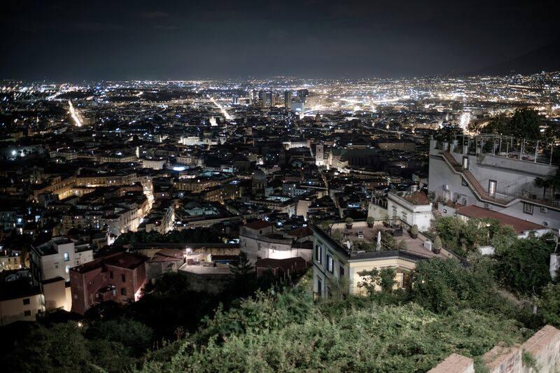 Io e Napoli