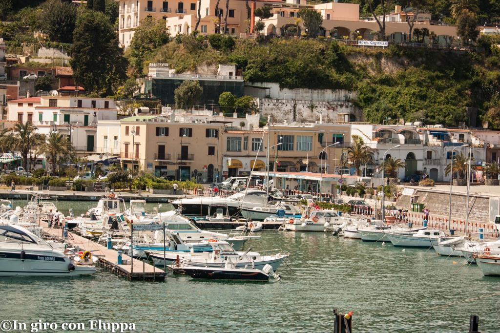 Casamicciola harbour
