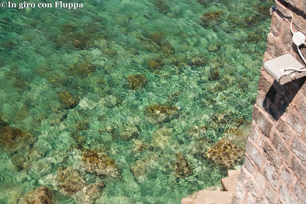 Punta del Soccorso - sea