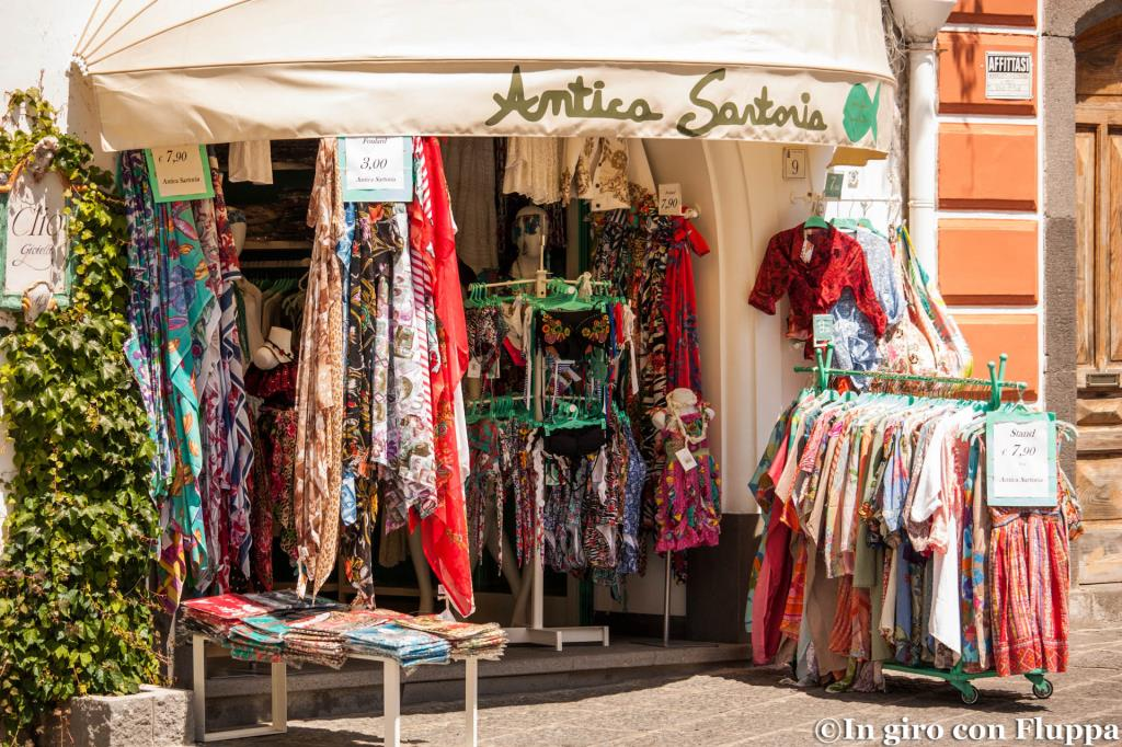 Boutique - Forio d'Ischia